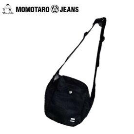 桃太郎ジーンズ ナイロンミニショルダーバッグB-31 (サコッシュ)MOMOTARO JEANS(モモタロウジーンズ)