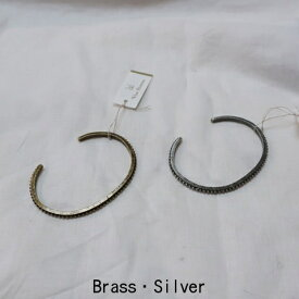 Vlas BlommeDot Metal バングル  31334991(ヴラス ブラム)