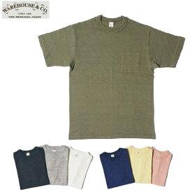 WAREHOUSE(2019)Lot 4601 PocketポケットTシャツWHTS-19SS037(ウエアハウス)WARE HOUSE【ウェアハウス】