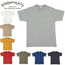 WAREHOUSE(2020)Lot 4601 PocketポケットTシャツWHTS-20SS036(ウエアハウス)WARE HOUSE【ウェアハウス】