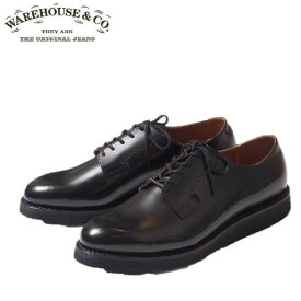 WAREHOUSE Lot 9101ポストマンシューズ POSTMAN SHOES WHOT-20SS007(ウエアハウス)WARE HOUSE【ウェアハウス】MADE IN JAPAN日本製