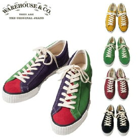 WAREHOUSE Lot.3400ローカットスウェードスニーカーSUEDE SNEAKER(ウエアハウス)WARE HOUSE【ウェアハウス】WHOT-20SS008,WHOT-20AW002