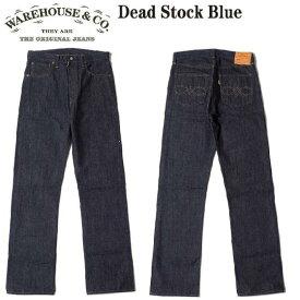 WAREHOUSE DEAD STOCK BLUE Lot.1000XXデッドストックブルージーンズ ウエアハウス(ウェアハウス)WHPA-20AW001 DSB