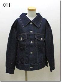 ●Johnbull 【ジョンブル】 デニムビッグジャケット Gジャン AL898