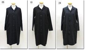 ●RINEN  リネン 2/80ウール綾織ロングパジャマシャツ 30803