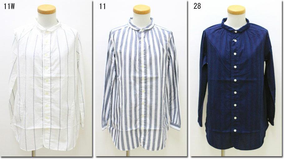 ●Dana FANEUIL 【ダナファヌル】 ワンピースカラーシャツ D-6317506