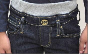 ●Lee【リー】★2015A/Wベーシックリブストレッチテーパード(80〜120cm)キッズ子供62011