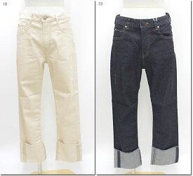 ●antgauge 【アントゲージ】 SAKURA ドレスジーンズストレート ストレッチデニムパンツ  C1689