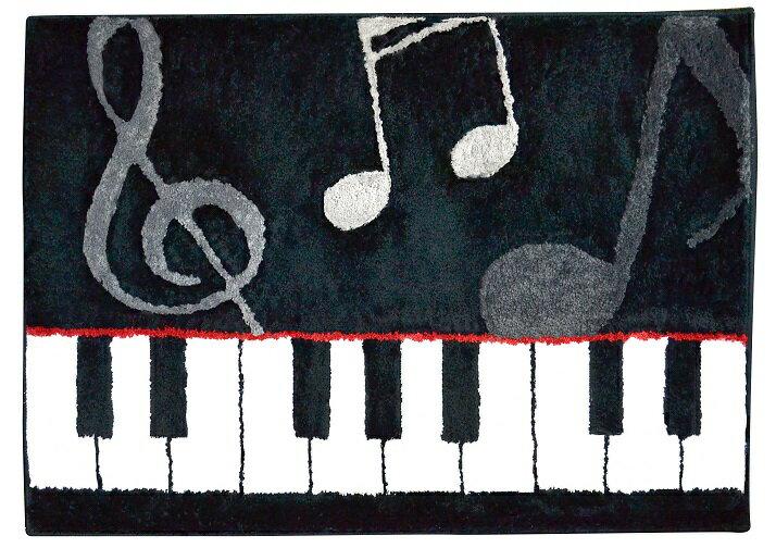 フロアマット♪お取り寄せ商品です。♪♪ 【ピアノ発表会 記念品 に最適♪】音楽雑貨 ねこ雑貨 バレエ雑貨 ♪記念品に最適 音楽会粗品