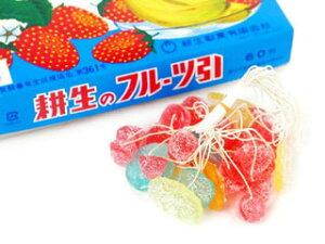 糸引き飴 フルーツ糸引き 60入