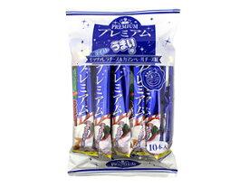 うまい棒 プレミアム モッツァレラチーズ&カマンベールチーズ味 10本入り【限定 特別品 うまいぼう】