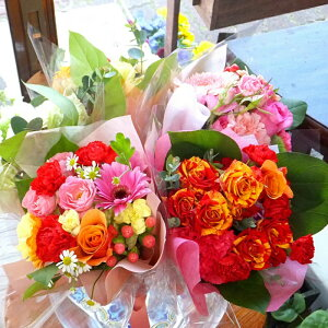 誕生日 花 ミニブーケ 花束 プレゼント プチギフト