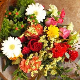 敬老の日 花 プレゼント 長寿祝い 花束 ギフト 還暦 古希 喜寿 傘寿 米寿 卒寿 白寿 百寿