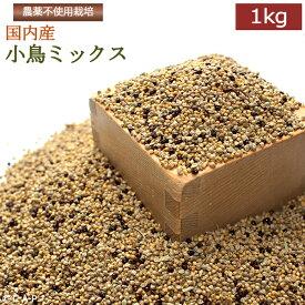 New!【国内産】小鳥ミックス 1kg