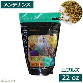賞味期限2022/4/2 ラウディブッシュ デイリーメンテナンス ニブルズ 22oz(624g)