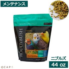 賞味期限:2020/9/13【ラウディブッシュ】デイリーメンテナンスニブルズ 44oz(1.25kg)