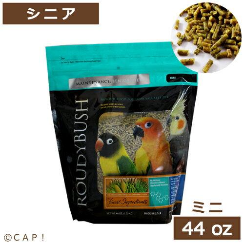 賞味期限:2020/3/9【ラウディブッシュ】シニアダイエットミニ 44oz(1.25kg)