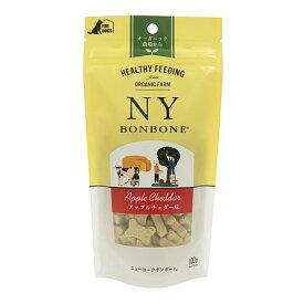 【あす楽対応】ニューヨーク ボンボーン(NY BON BONE) アップルチェダー味 100g
