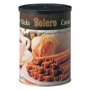 ボレロ ココアウエハースティック 400g 缶【キャピタルコーヒー/CAPITAL】