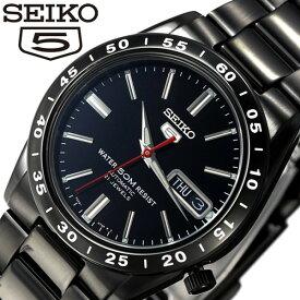 【セール 割引 価格】(3970円引き)(30%OFF)[5年保証][セイコー腕時計 [SEIKO時計](SEIKO 腕時計 セイコー 時計) セイコー 5 (SEIKO 5) セイコーファイブ メンズ ブラック SNKE03KC[ギフト プレゼント ご褒美][ おしゃれ ブランド ]