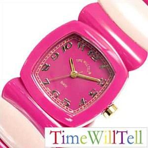 タイムウィルテル腕時計 [TimeWillTell時計](Time Will Tell 腕時計 タイム ウィル テル 時計 ) フェブラリー スペシャル (FEBRUARY Special ) レディース時計 ピンク [ギフト プレゼント ご褒美][おしゃれ 防水 ]