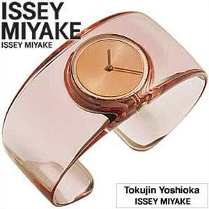 イッセイミヤケ腕時計 [ISSEYMIYAKE時計](ISSEY MIYAKE 腕時計 イッセイ ミヤケ 時計) 吉岡 徳仁 オー (TOKUJIN YOSHIOKA O) レディース腕時計 ピンク SILAW003[ギフト プレゼント ご褒美][おしゃれ 腕時計]
