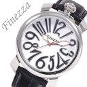 [当日出荷] フィネッツァ腕時計 Finezza時計 Finezza 腕時計 フィネッツァ 時計 レディース ホワイト 革 ビッグケース…
