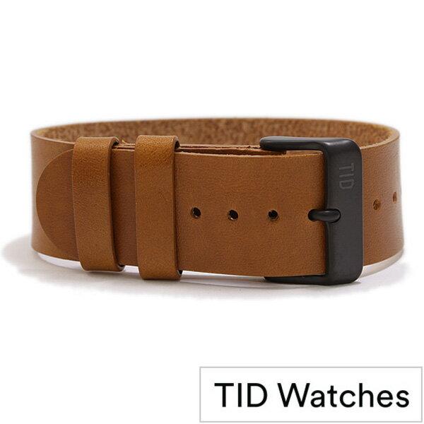 [ティッドウォッチズ]ティッドウォッチ替えベルト TIDWatchesベルト TID Watches 替えベルト ティッド ウォッチ ベルト TID-BELT-T [新作 ブランド 人気 プレゼント 革 替えベルト 北欧 ブラック ダークブラウン インスタ モデル ][おしゃれ 腕時計]