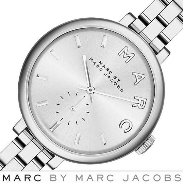 マークバイマークジェイコブス 腕時計[MARCBYMARCJACOBS 時計]マーク バイ マーク ジェイコブス 時計[MARC BY MARC JACOBS 腕時計 マークジェイコブス]サリー Sally レディース シルバー MBM3362 [人気 新作 流行 ブランド 防水 メタル ベルト シンプル][おしゃれ 腕時計]