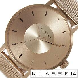 クラス14 腕時計[KLASSE14 時計]クラス 14 時計[KLASSE 14 腕時計]クラス14時計[klasse14腕時計]ヴォラーレ VOLARE MARIO NOBILE メンズ レディース ピンクゴールド VO14RG003M[メタル クラッセ ボラーレ マリオ メッシュ 北欧 ブランド プレゼント ギフト]
