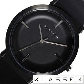 クラス14 腕時計[KLASSE14 時計]クラス フォーティーン 時計[KLASSE 14 腕時計] メンズ レディース ブラック IM15BK001M[ 30代 カップル ペアウォッチ 人気 ブランド おしゃれ 個性的 シンプル シリコン 夏 おすすめ シンプル プレゼント ギフト]