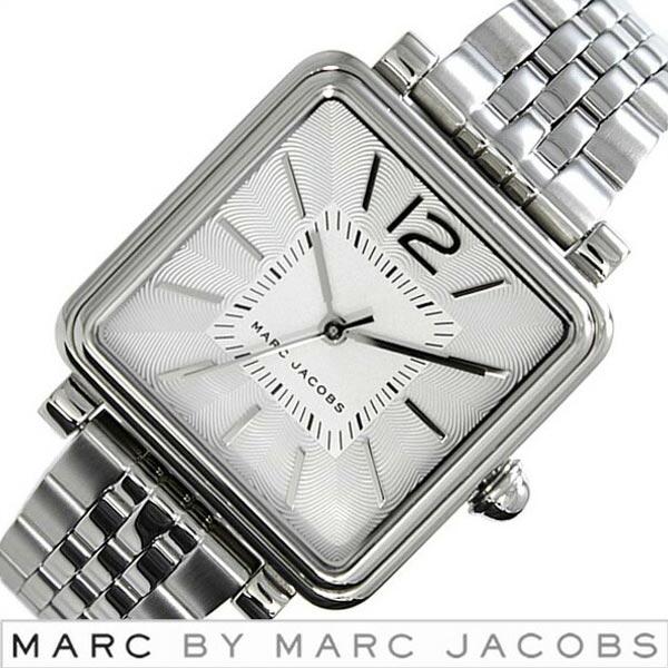 マークバイマークジェイコブス 腕時計[MARCJACOBS 時計]マーク バイ マークジェイコブス 時計[MARC BY MARCJACOBS 腕時計]マークバイマーク 時計[MARCBYMARC 時計] レディース シルバー MJ3461 [新作 人気 流行 ブランド メタル ベルト][おしゃれ 防水 ]