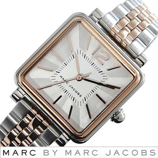 マークバイマークジェイコブス 腕時計[MARCJACOBS 時計]マーク バイ マークジェイコブス 時計[MARC BY MARCJACOBS 腕時計]マークバイマーク 時計 レディース シルバー MJ3463 [新作 人気 流行 ブランド メタル ベルト][ おしゃれ 防水 プレゼント ギフト ]