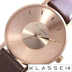 クラス14 腕時計[KLASSE14 時計]クラス フォーティーン 時計[KLASSE 14 腕時計]ヴォラーレ VOLARE MARIO NOBILE メンズ レディース ピンクゴールド VO14RG002M [新作 人気 ブランド クラッセ ボラーレ レザー][ おしゃれ 防水 プレゼント ギフト ]