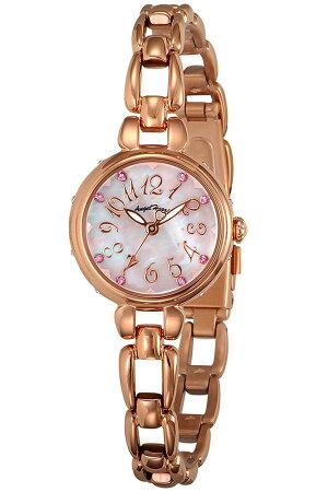 エンジェルハート腕時計[AngelHeart時計](AngelHeart腕時計エンジェルハート時計)フラワリータイム(FloweryTime)レディース/腕時計/ピンク/FT24PP[アナログ/ピンクパール/メタルブレスウォッチ]