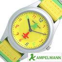 楽天市場 プレゼントを選ぶ キッズ腕時計 アンペルマン腕時計 Ampelmann 時計 ブランドアクセと腕時計のカプセル