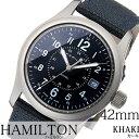 ハミルトン腕時計 HAMILTON時計 HAMILTON 腕時計 ハミルトン 時計 カーキ フィールド KHAKI FIELD メンズ/ネイビー H68201943 [新作/高級/トレンド/防水/ブラ