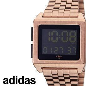 アディダス腕時計 adidas時計 adidas 腕時計 アディダス 時計 アーカイブエム1 ARCHIVE_M1 メンズ レディース ペアウォッチ ブラック 黒 Z01-1098-00 [ ブランド お洒落 おすすめ スクエア 四角 韓国 ストリート ] 新生活 プレゼント ギフト