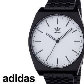 アディダス腕時計 adidas時計 adidas 腕時計 アディダス 時計 プロセスエム1 Process_M1 カップル 彼女 彼氏 男性 女性 メンズ レディース 白 Z02-005-00 [ ブランド お洒落 ラウンド シンプル ステンレス ファッション ストリート プレゼント ギフト ]