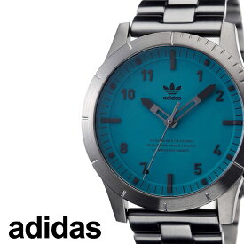 アディダス腕時計 adidas時計 adidas 腕時計 アディダス 時計 サイファーエム1 Cypher_M1 男性 メンズ グリーン Z03-2917-00 [ ブランド おすすめ お洒落 メタルバンド ステンレス シンプル スーツ ビジカジ ] 誕生日 新生活 プレゼント ギフト