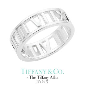 [当日出荷] ティファニー アトラス リング【JP 16号】Tiffany&co ジュエリー The Tiffany Atlas collection メンズ 30398904 [ 男性 彼氏 ギフト おしゃれ 人気 シンプル 指輪 ペアリング シンプル シルバー925 ] TRG