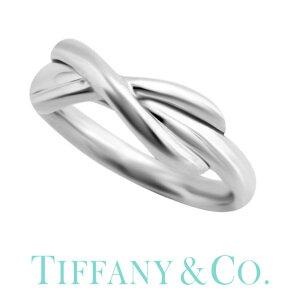 インフィニティ クロス (純正紙袋&BOX付き) 【9号】ティファニー 指輪 レディース リング シンプル おしゃれ Tiffany&co ブランド Tiffany Infinity 35189335 [ 女性 彼女 誕生日 プレゼント ギフト ペ