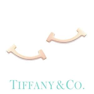 [当日出荷] Tスマイル ( 18金 金属アレルギー 安心 ) Tiffany&co ピアス TIFFANY Tiffany ティファニー ピアス Tiffany T レディース シンプル 36667249 [ 女性 彼女 誕生日 おしゃれ ピアス Tコレクション K18