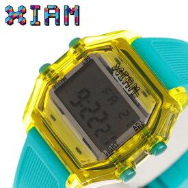アイアムザウォッチ腕時計 I AM THE WATCH時計 I AM THE WATCH 腕時計 アイアムザウォッチ 時計 メンズ レディース キッズ 液晶 IAM-KIT29 [ 人気 ブランド おしゃれ カジュアル デジタル レトロ デジタル カラフル かわいい ペア お揃い ] 新生活 プレゼント ギフト