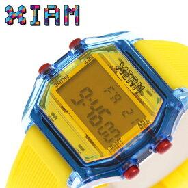 アイアムザウォッチ腕時計 I AM THE WATCH時計 I AM THE WATCH 腕時計 アイアムザウォッチ 時計 メンズ レディース キッズ 液晶 IAM-KIT36 [ 人気 ブランド おしゃれ カジュアル デジタル レトロ デジタル カラフル かわいい ペア お揃い ] 新生活 プレゼント ギフト