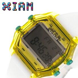 アイアムザウォッチ腕時計 I AM THE WATCH時計 I AM THE WATCH 腕時計 アイアムザウォッチ 時計 メンズ レディース キッズ 液晶 IAM-KIT39 [ 人気 ブランド おしゃれ カジュアル デジタル レトロ デジタル カラフル かわいい ペア お揃い ] 新生活 プレゼント ギフト
