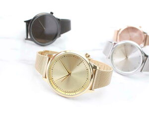 (北欧カラーから選べる)コモノ腕時計KOMONO時計KOMONO腕時計コモノ時計エステールロイヤルESTELLEROYALEメンズレディース[人気北欧ブランドペアウォッチトレンドメッシュベルトおすすめラウンドおしゃれ大人普段シンプルプレゼントギフト]