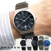 [あす楽][送料無料]スカーゲン腕時計[SKAGENWATCH](SKAGEN腕時計スカーゲン時計)/メンズ時計233XXLSLB/233XXLSLC[おしゃれ軽量薄型][人気トレンド北欧]