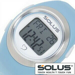 ソーラス腕時計[SOLUS時計](SOLUS 腕時計 ソーラス 時計)心拍時計(ハートレートモニター) 時計 01-800-03 [正規品 スポーツ ダイエット エクササイズ][ギフト プレゼント ご褒美][おしゃれ 腕時計]