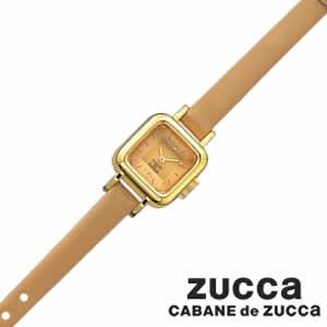 カバンドズッカ腕時計カバン ド ズッカ 時計 CABANE de ZUCCA 腕時計 カバンドズッカ CABANEdeZUCCA [ズッカ zucca] ズッカ時計 zucca腕時計 CARAMEL(キャラメル)ベージュ メンズ レディース AWGP005[かわいい デザイン おしゃれ ブランド プレゼント ギフト ]